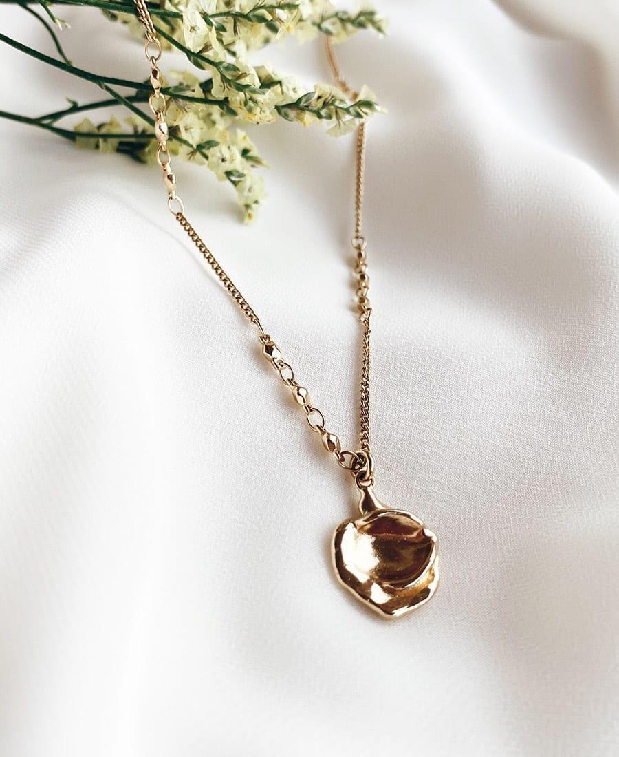 שרשרת מרלין מצופה זהב