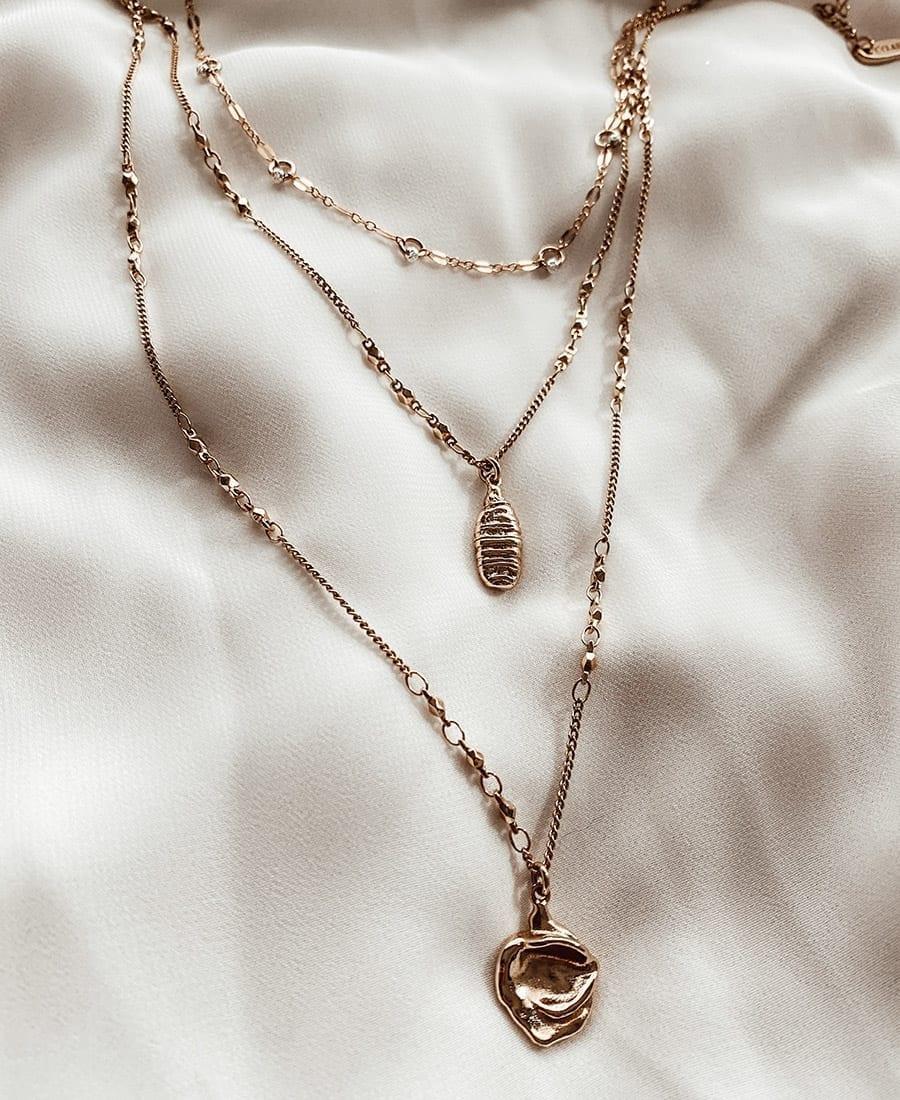 שרשרת בל עשויה גולדפילד כסף 925