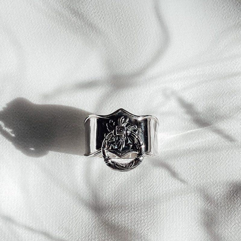 טבעת פורט כסף 925