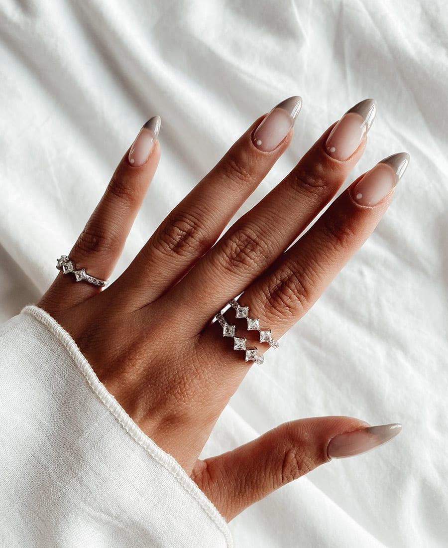 טבעת כסף ויקטוריה
