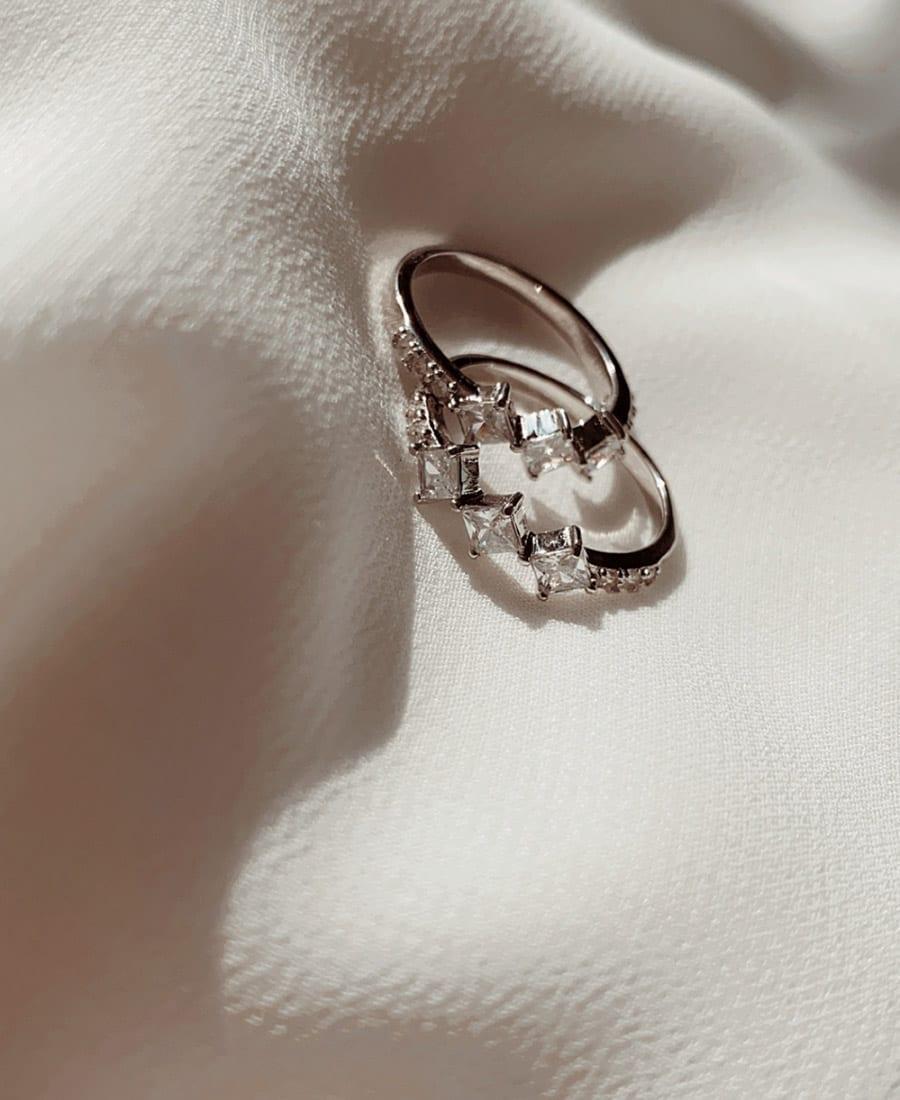 טבעת ויקטוריה כסף