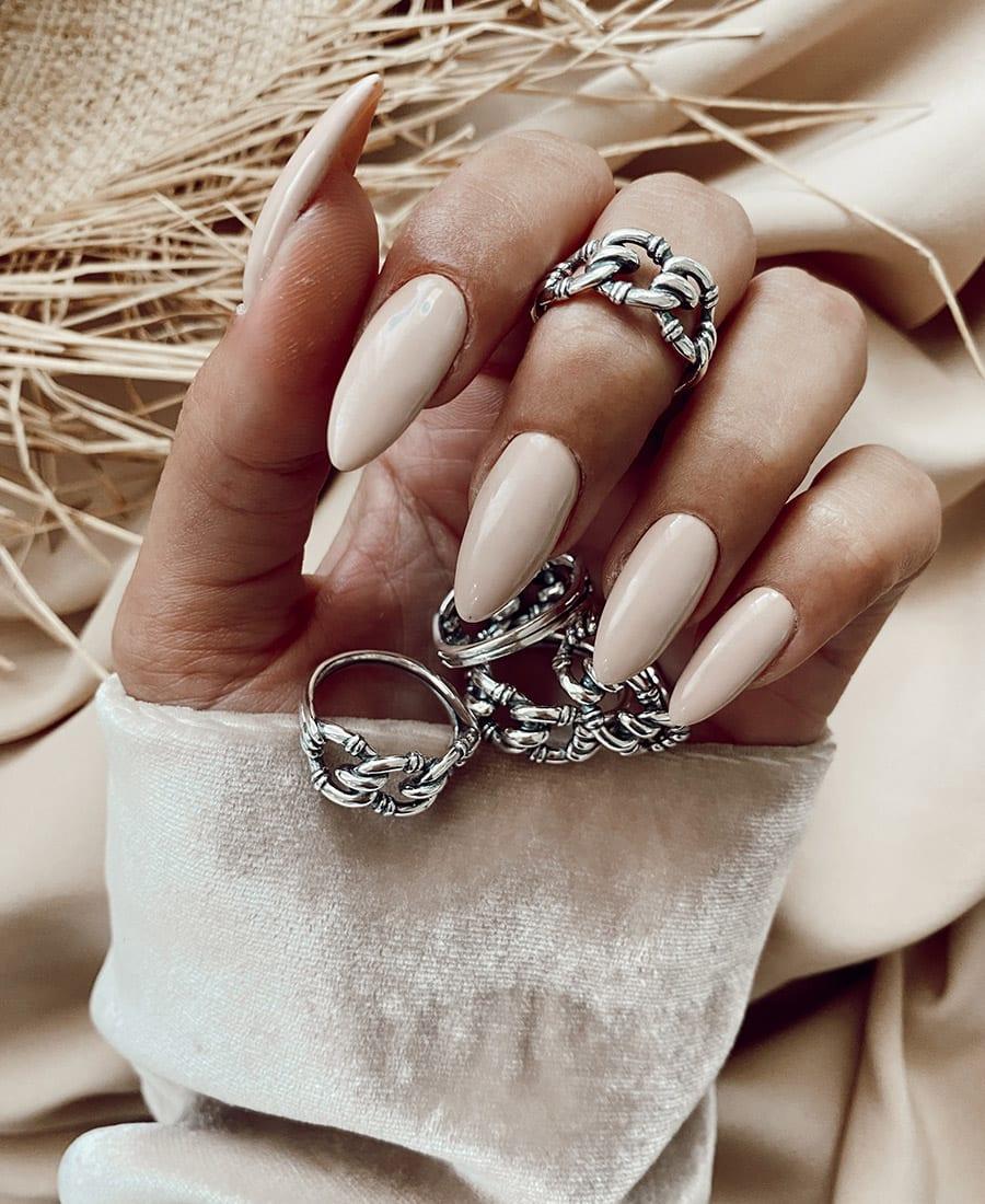 טבעת כסף 925 איכותית