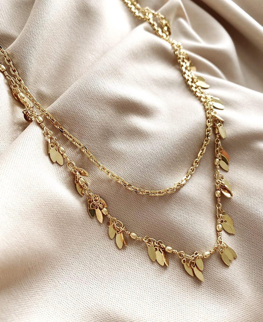 שרשרת אלבי זהב